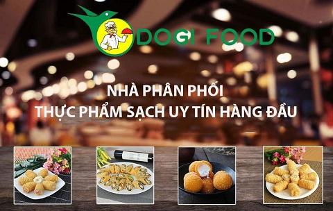 DOGI FOOD phân phối thực phẩm sạch hàng đầu